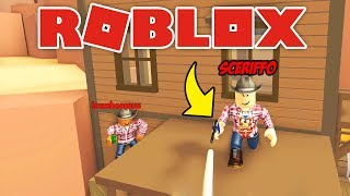 Can YOU SURVIVE THE COWBOYS?! - Roblox ITA