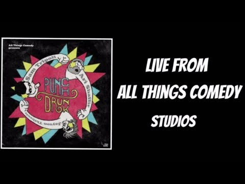 Brian Moses & Tony Hinchcliffe drop in to Punch Drunk Sports