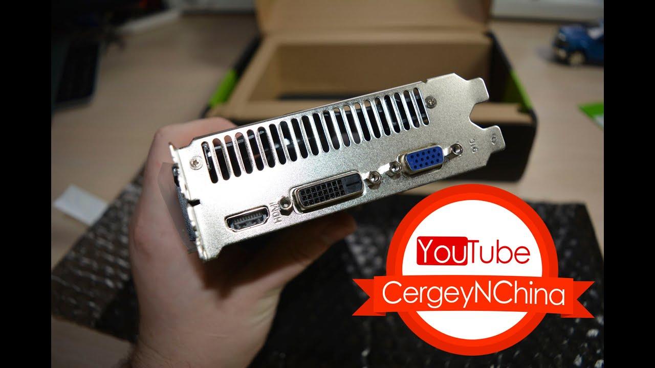 Видеокарта Gigabyte GeForce GTX 750 Ti 2GB GDDR5 с Rozetka.com.ua .