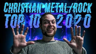 Top 10 Christian Metal/Rock Releases of 2020
