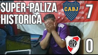Boca Juniors 7 - River Plate 0 #Final2020 #SUPERFINAL #FutbolFemenino