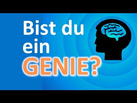 Intelligenztest: Bist DU ein Genie!? (Test mit Antwort)