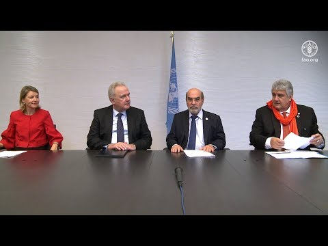 European Union provides €12 million in support of global food security