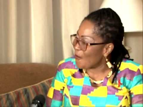 Exclusive Interview With The First Lady, Lordina Mahama.
