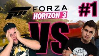 ISTI VS UNFIELD | FERRARI - SUBARU PÁRBAJ | FORZA HORIZON 3