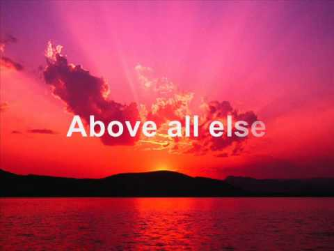 Above All Else - CHC