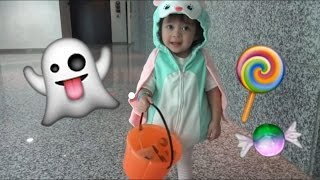Trick-or-Treat | Baby Playful Halloween 2016