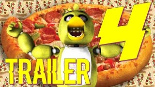 [SFM FNAF] PIZZA 4 [TRAILER]