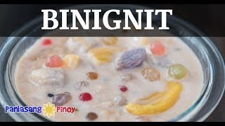 How to Cook Binignit Recipe