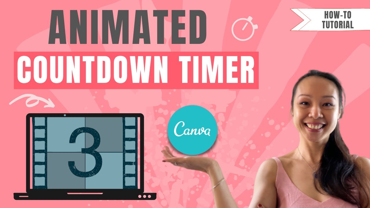 Download How To Make a COUNTDOWN TIMER ⏲️ Using Canva - Easy Tutorial For FREE & PRO Users