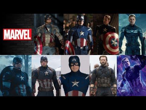 Captain America: Evolution (Marvel Cinematic Universe) - 2019