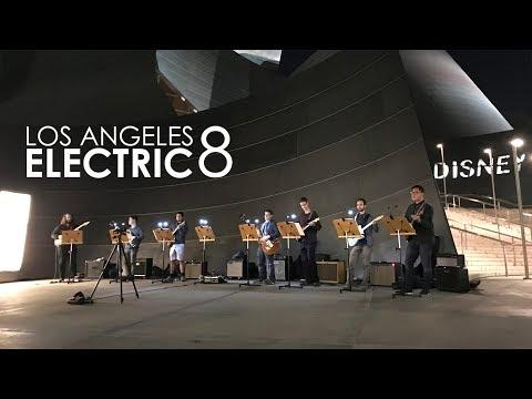 Los Angeles Electric 8 at KPFK Global Village 90.7FM, 11/17/17 with Sergio Mielniczenko