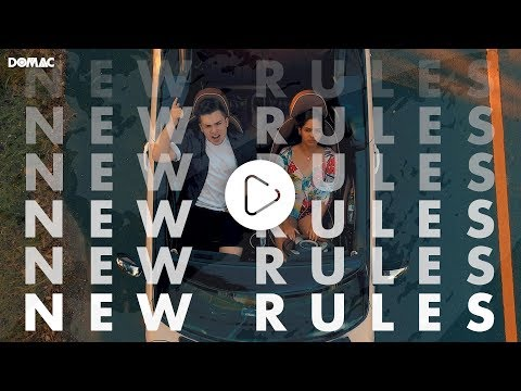 DOMAC - New Rules (spanish version) feat. Valeria   Dua Lipa Cover