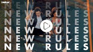 connectYoutube - DOMAC - New Rules (spanish version) feat. Valeria | Dua Lipa Cover