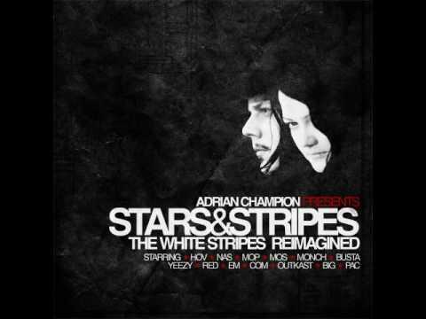 The White Stripes ft. Notorious B.I.G. & 2Pac - Cash run