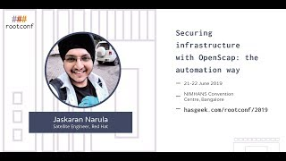 Securing infrastructure with OpenScap: the automation way