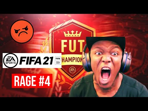 FIFA 21 ULTIMATE *RAGE* COMPILATION #4 (New Game, Same Bullsh*t) 😡😡😡 |