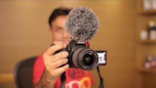 Canon 200D Budget DSLR for YouTube Videos - Let's Test (Review)