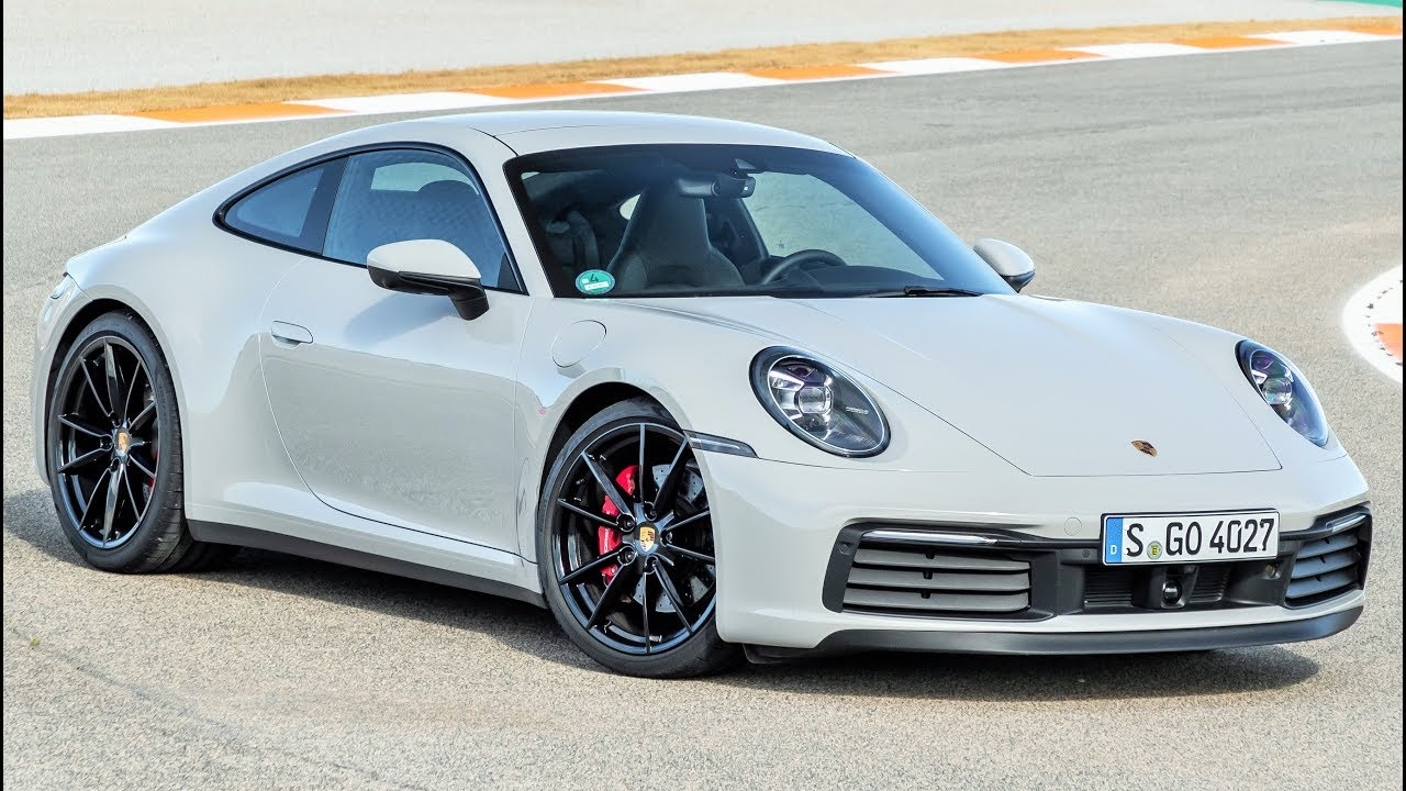2020 Crayon Porsche 911 Carrera S Sportier And More Comfortable Youtube