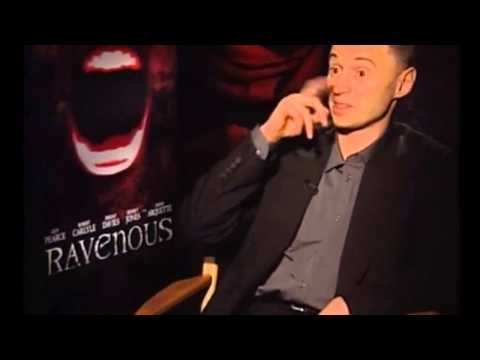 Ravenous - Robert Carlyle Interview
