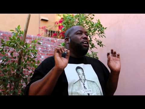 Killer Mike Interview pt.1