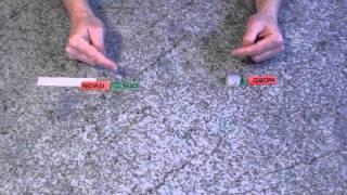 Funktionsprinzip eines Magnetmotors - kinderleicht erklärt von Prof. Dr. Claus W. Turtur