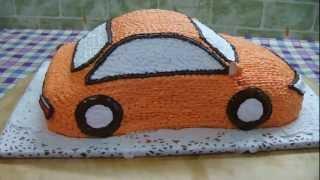 торт машинка Хонда Легенд