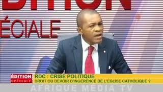 Situation en RDC : Analyses de Bertrand Tatsinda