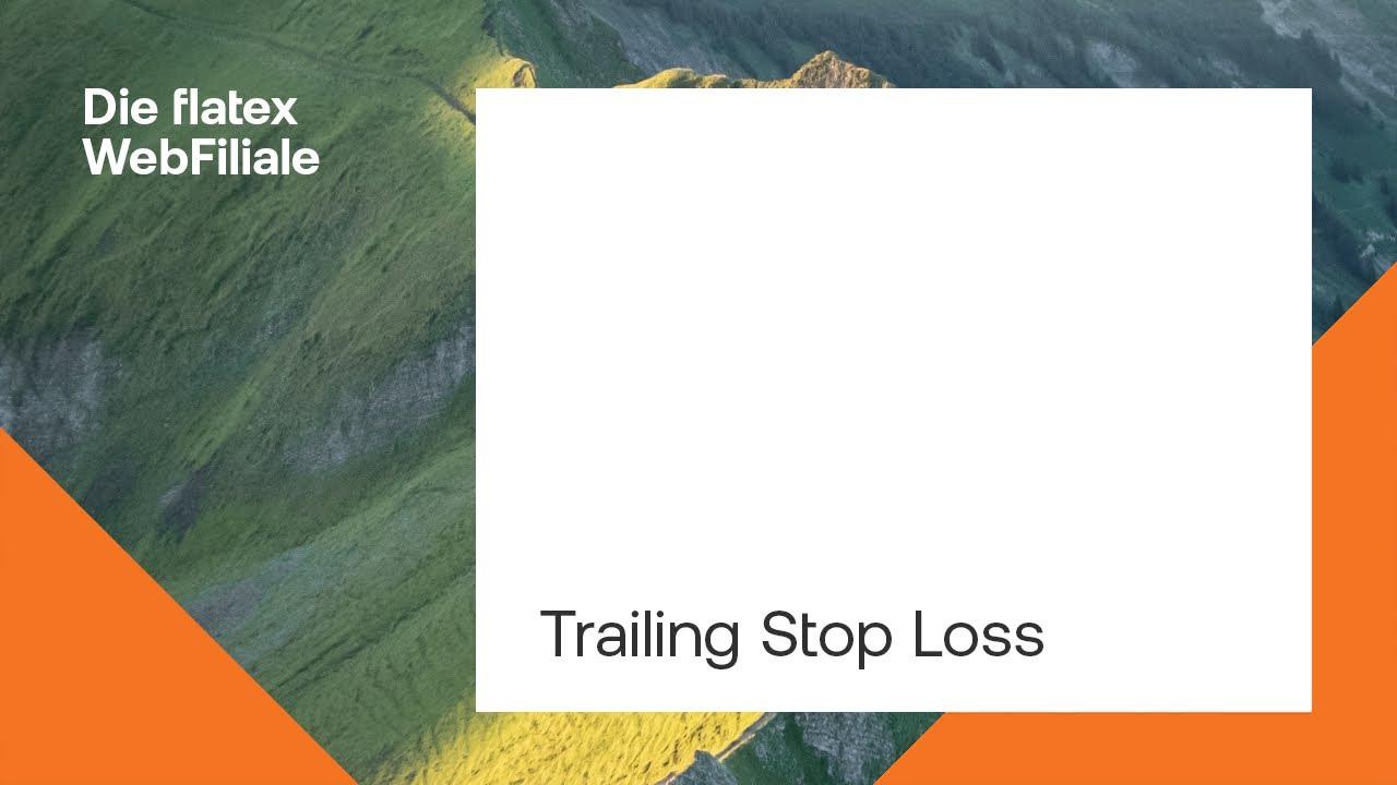 Trailing Stop Flatex