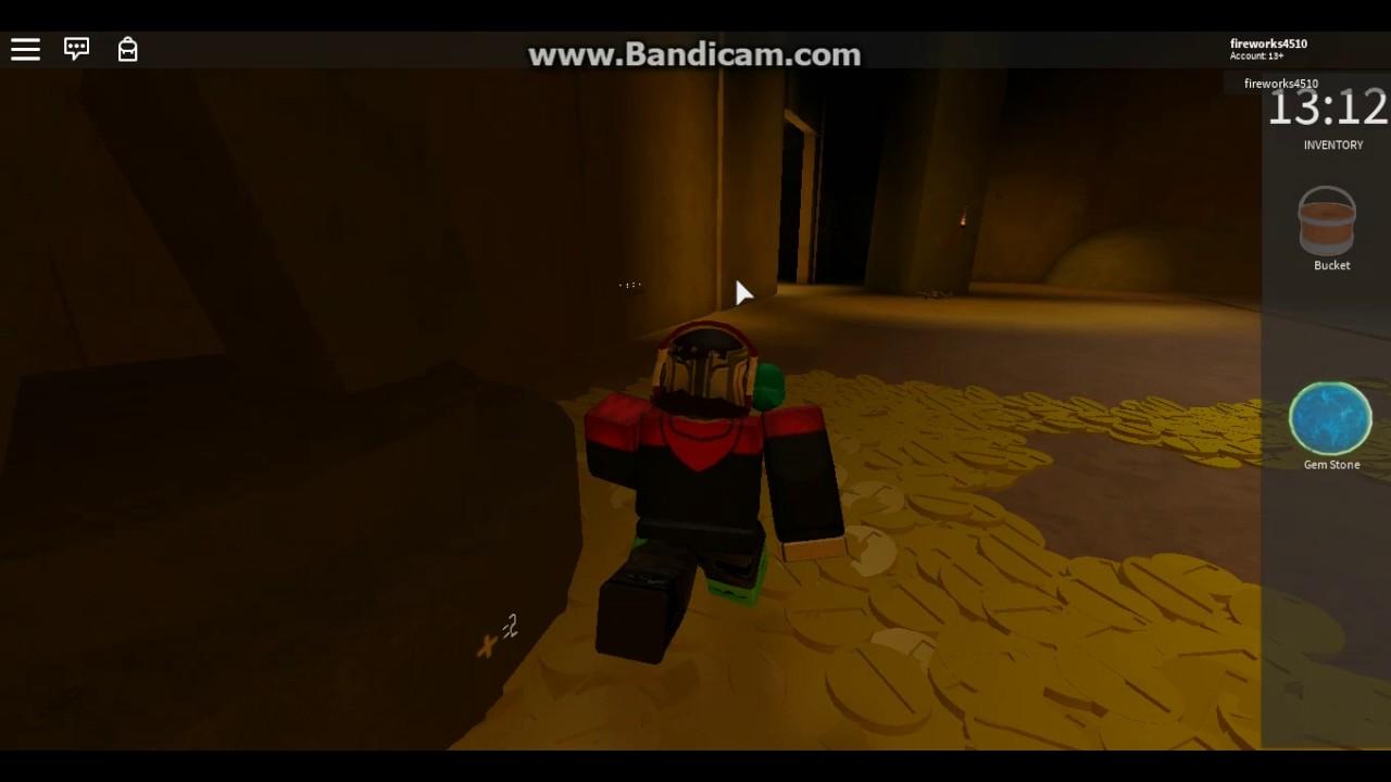 Roblox Room: Roblox Room Escape:Treasure Cave