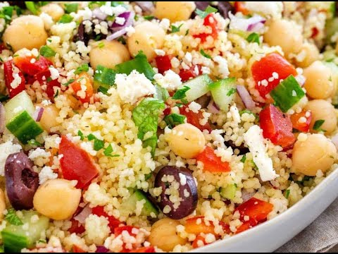 Food Groups Delicious Jeweled Cous Cous