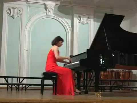 Ekaterina Mechetina - Schedrin Tschatushki