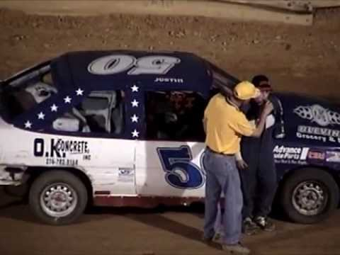 Wythe Raceway U Car #1 Sept 24 , 2005