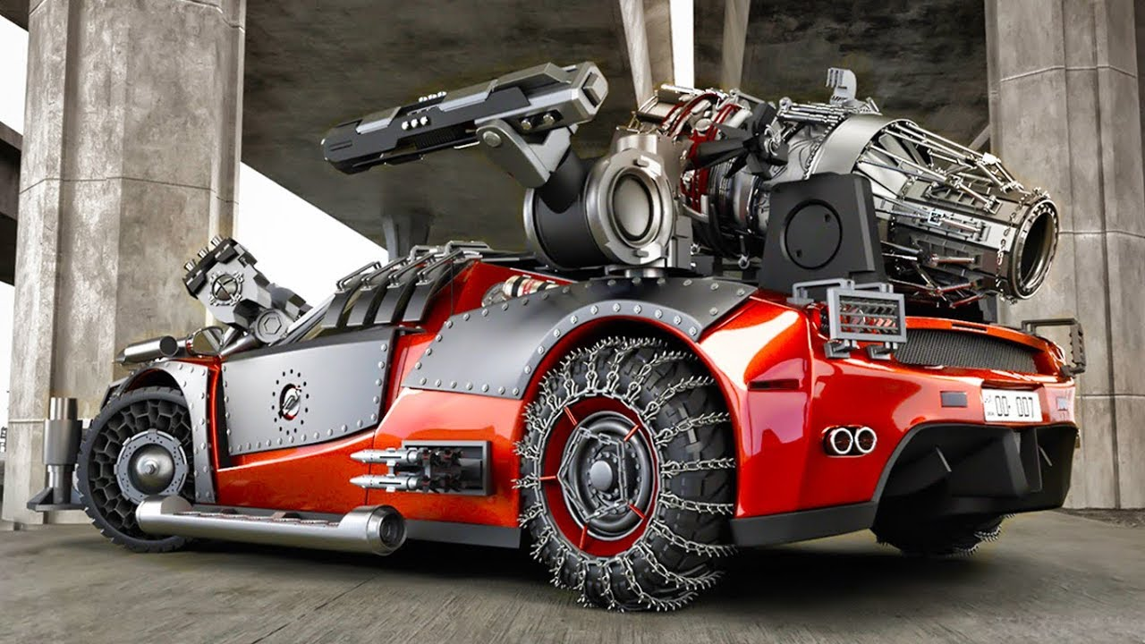 5 سيارات مدرعة هي الأكثر فتكاً في العالم