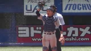 東東京大会決勝 二松学舎大付VS小山台 ⑮チアガール