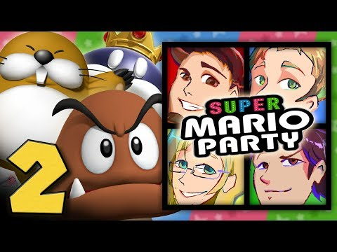 Super Mario Party: Exploding Friendships - EPISODE 2 - Friends Without Benefits