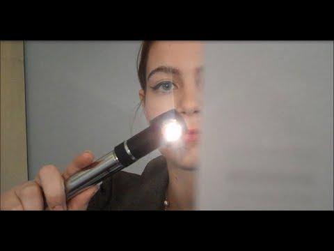 ASMR Eye Examination | Soft Spoken Medical RP