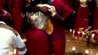 Bishop Raleigh Christie - Walk Out With Evangelist Sukisha Douglas & Her Indian Kids