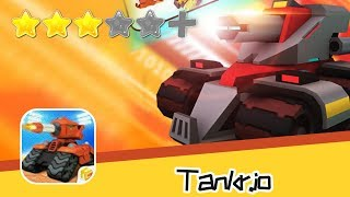 Tankr.io-Tank Realtime Battle - Walkthrough Precise Location Recommend index three stars