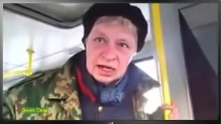 Наталья морская пехота!!! Улётная бабка!!!