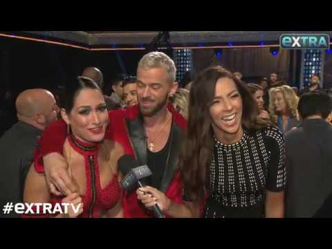 Nikki Bella Dishes on What John Cena Thought of her 'DWTS' Debut