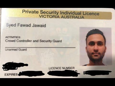 Easy Money With Security License Australia