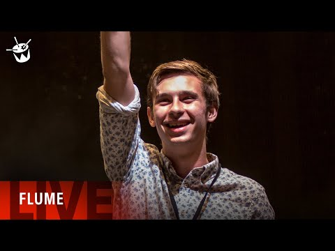 Flume 'Hyperparadise (Flume Remix)' live at triple j's One Night Stand in Dubbo 2013