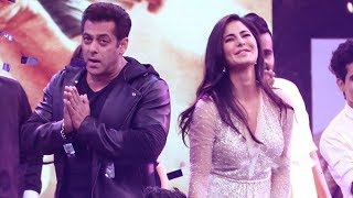 Salman Khan & Katrina Kaif Sings Together During DABANGG Reloaded Tour
