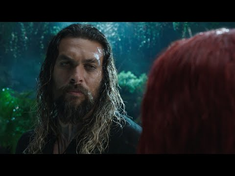 AQUAMAN- Extended video