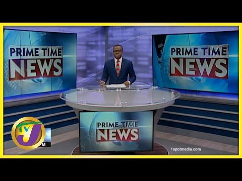 Jamaican News Headlines   TVJ News - August 15 2021