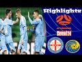 Central Coast Melbourne City Goals And Highlights