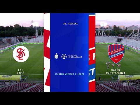 LKS Lodz Rakow Goals And Highlights