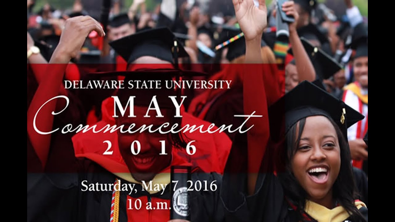 128th Delaware State University Commencement Ceremony Part 58