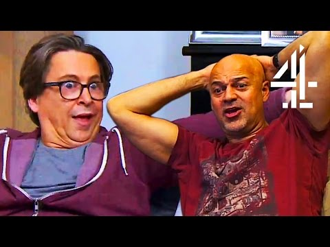 The Best of Gogglebox   Reactions To The Jump, Dragons